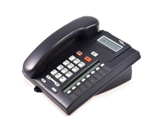 Nortel Norstar T7208 Charcoal Telephone (NT8B26)