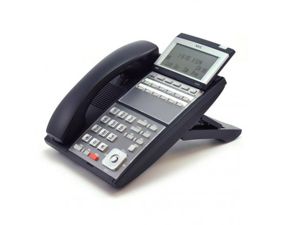 NEC UX5000 IP3NA-12TXH Black Display Phone (0910044)