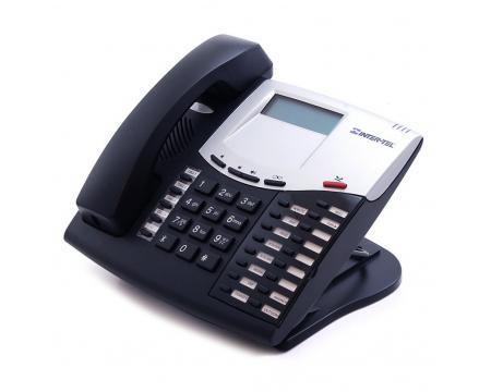 Inter-Tel Axxess 550.8622 Black IP Display Phone - Grade B