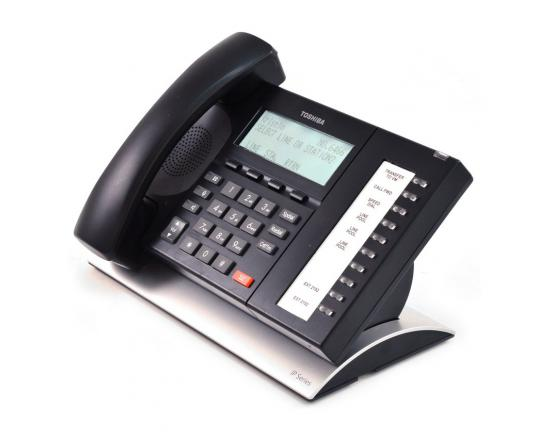 Toshiba IP5122-SD Backlit Display IP Phone