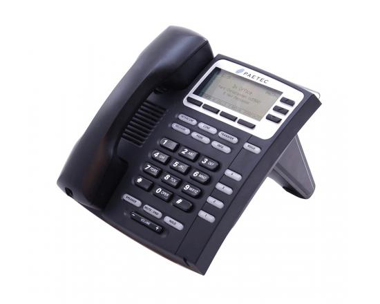 AllWorx 9204 Black IP Display Speakerphone - Grade A