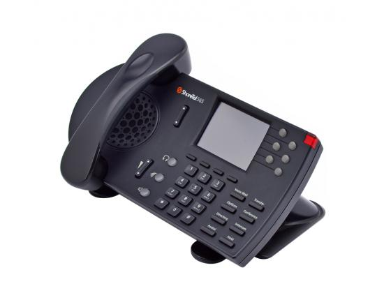 ShoreTel 565G Black IP Color Display Phone - Grade A