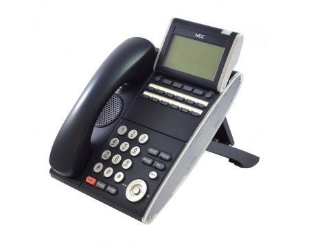 "NEC DT300 DTL-12D-1 Black 12 Button Display Phone (680002) ""Grade B"""