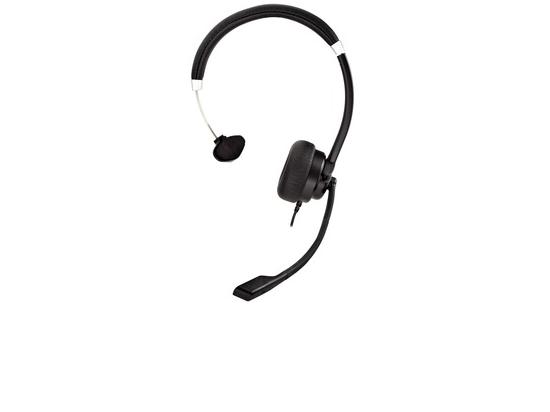 V7 HU411 Deluxe USB Mono Headset w/NC Mic