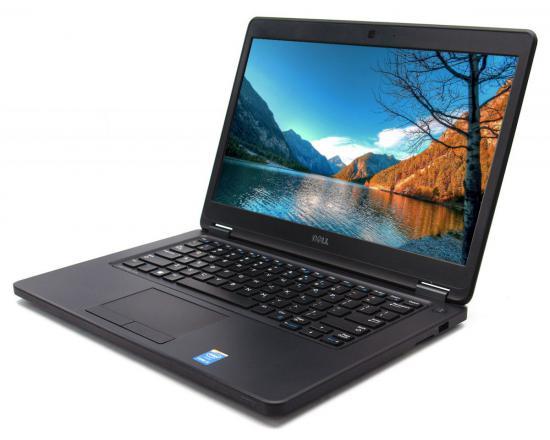 """Dell Latitude E5450 14"""" Laptop i5-5300U - Windows 10 - Grade C"""