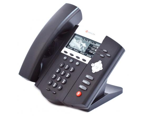 Polycom SoundPoint IP 450 VoIP PoE Phone (2201-12450-001) - Grade A