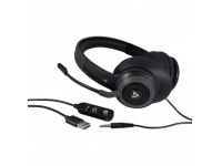 V7 HC701 USB-A Stereo Over-the-Ear Headset w/NC Mic