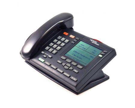 Nortel Meridian M3904 Charcoal Display Speakerphone (NTMN34)