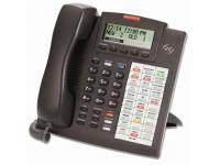 ESI 48-Key H-DFP Charcoal Display Speakerphone (5000-0452) w/ HS Jack