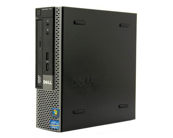 Dell OptiPlex 7010 USFF Computer | i7-3770s 3.1Ghz | 4GB RAM 250GB HDD