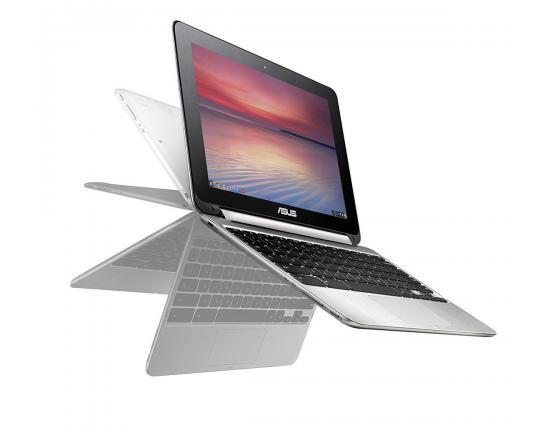 "Asus C100 Chromebook Flip 10.1"" Touchscreen Laptop Rockchip 1.8GHz 2GB DDR3 16GB SSD - Grade A"