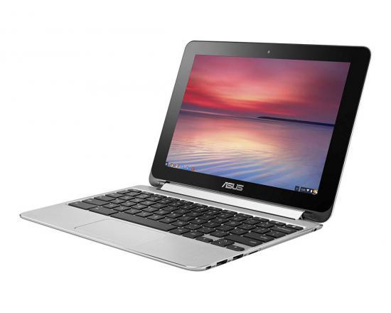 "Asus C100 Chromebook Flip 10.1"" Touchscreen Laptop Rockchip 1.8GHz 2GB DDR3 16GB SSD - Grade C"