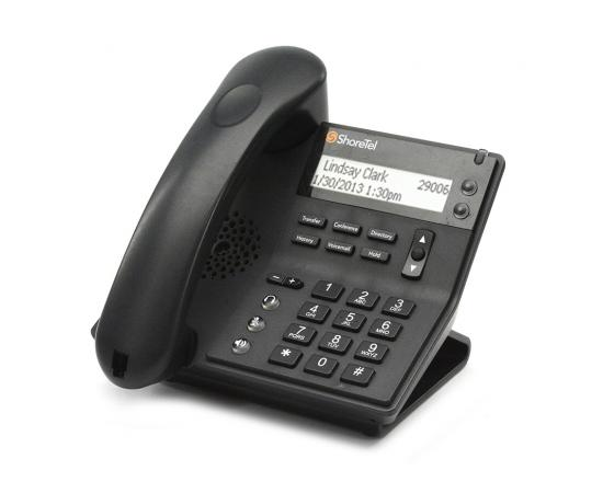ShoreTel 420 Black IP Display Speakerphone (IP420) - Grade A
