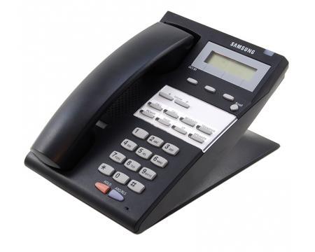 Samsung Falcon iDCS 8D Black Display Phone (KPDF08SED/XAR) - Grade A