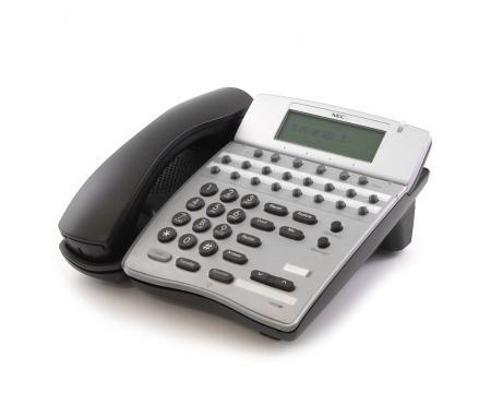 NEC DTH-16D-2 Elite IPK 16 Button Black Display Speakerphone  780575, 785575 - Grade B