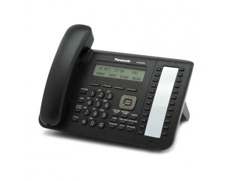 Panasonic KX-NT543-B 24-Buttons IP LCD Phone - Grade A