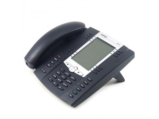 Aastra 6757i Black IP SpeakerPhone w/ Text Keys - Grade A