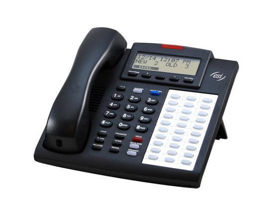 ESI Communications 48-Key DFP Charcoal Display Speakerphone