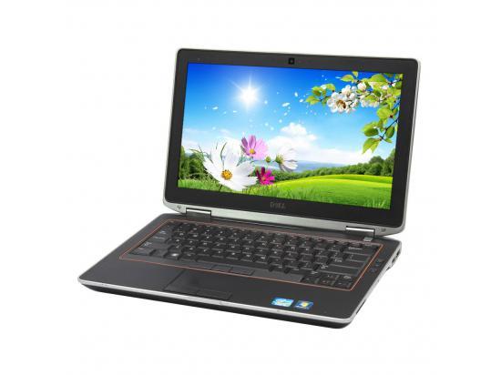 """Dell Latitude E6320 13.3"""" Laptop Intel Core i5-2540M 2.6GHz 4GB DDR3 128GB SSD - Grade C"""