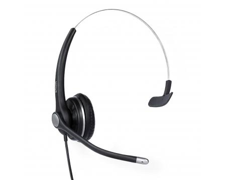 Snom A100M Wired Headset Monaural wtih QD RJ9