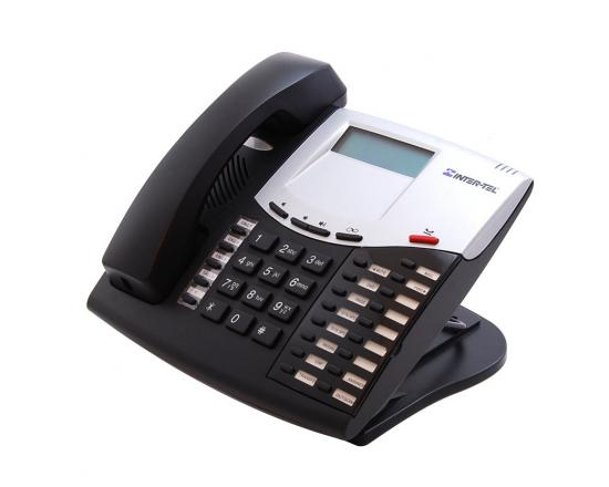 Inter-tel 8622 IP Phone - Axxess 550.8622 Black 22-Button 2 Line Display