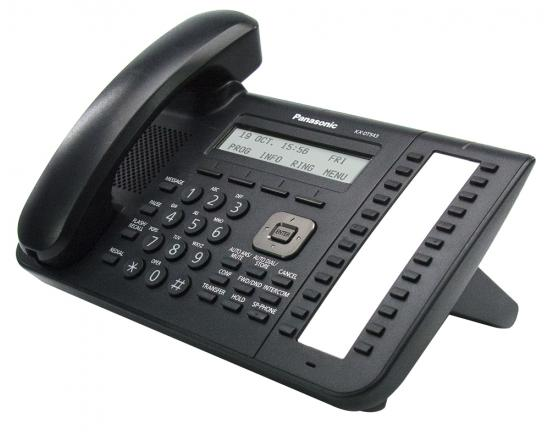 Panasonic KX-DT543-B Executive Digital Proprietary Telephone