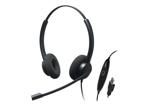 Addasound Crystal SR2732 USB Stereo Headset