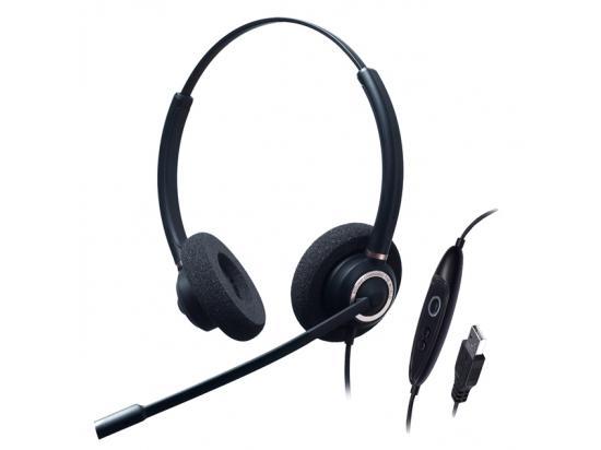 Addasound Crystal SR2832RG USB Stereo Headset