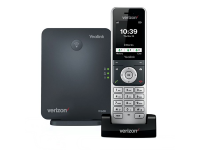 Yealink Dect IP Phone Package W60B and W56H - Grade A Verizon Branded