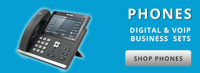 Phones: Digital & VOIP Business Sets