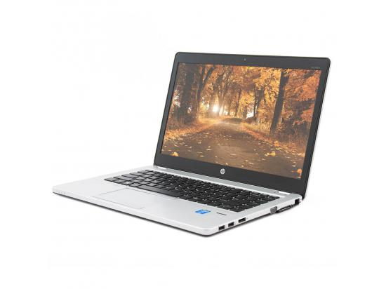 """HP Elitebook Folio 9480m 14"""" Laptop Intel i7 (4650U) 1.7GHz 4GB DDR3 320GB HDD - Grade B"""