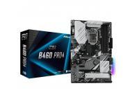 ASRock B460 PRO4 LGA1200/ Intel B460/ DDR4/ Quad CrossFireX/ SATA3&USB3.2/ M.2/ ATX Motherboard