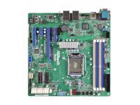 ASRock Rack E3C236D4U MicroATX Server Motherboard LGA 1151 (Intel Xeon E3-1200)