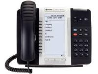 Mitel 5340 VoIP Phone (50005071) w/ Conference Saucer Module - Grade A