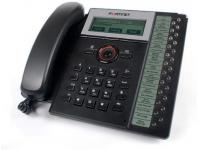 Fortinet FON-560i 22-Button Black Gigabit IP Speakerphone - Grade A