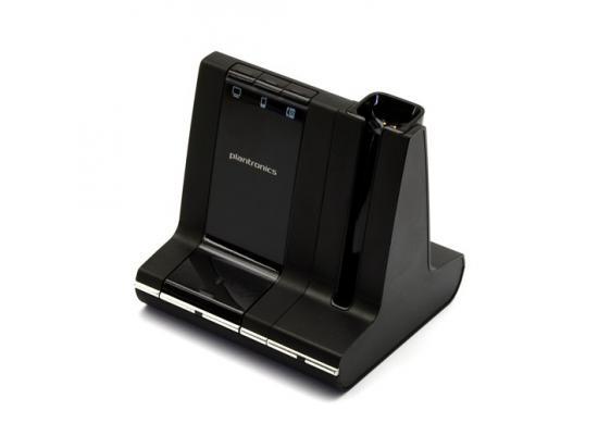 Plantronics WO2 SAVI W740 Convertible Wireless DECT Headset System - Base Only