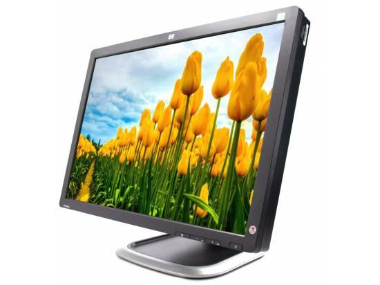 "HP L2445w 24"" Black LCD Monitor - Grade C"