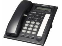Panasonic KX-T7730-B Black Display Speakerphone