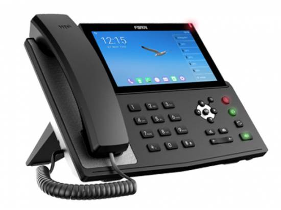 Fanvil X7A 20-Line Touchscreen IP Phone w/WiFi