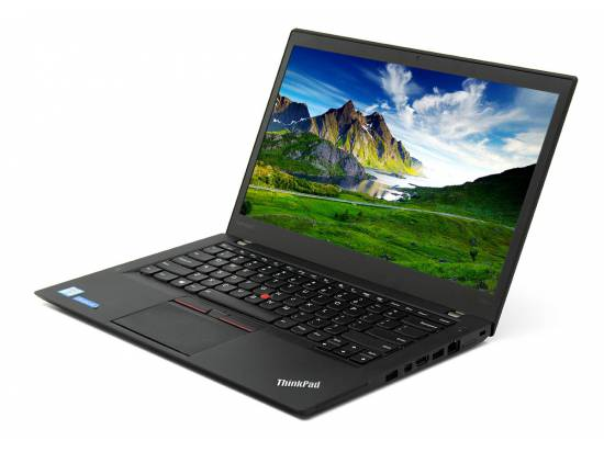 "Lenovo ThinkPad T460S 14"" Laptop 