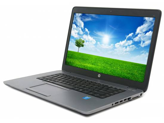 "HP EliteBook 850 G1 15.6"" Laptop Intel Core i5 (4210U) 1.7GHz 4GB DDR3 320GB HDD - Grade A"