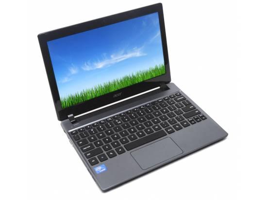 """Acer Q1VZC C7140-2847 11.6"""" Chromebook Intel Celeron 847 1.1GHz 2GB DDR3 16GB SSD - Grade C"""