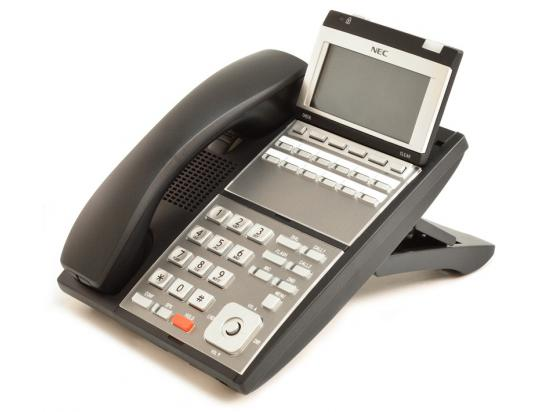 "NEC UX5000 IP3NA-12TIXH TEL(BK) 12 Button IP Display Phone Black (0910064) ""Grade B"""