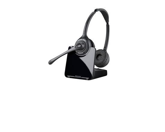 Plantronics CS520 Wireless Headset System (84692-01) - Grade A