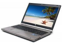 "HP EliteBook 8560p EliteBook 8560p 15.6"" Laptop Intel Core i7 (2720Qm) 2.20GHz 4GB DDR3 320GB HDD - Grade C"