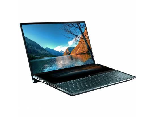 "ASUS Zenbook Pro Duo UX581GV-XB94T 15.6"" Laptop Intel Core i9 (9980HK) 2.4GHz 32GB DDR4 1TB SSD"