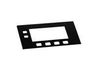 Cisco IP Phone 7821 Spare Bezel - Black