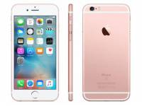 """Apple iPhone 6s Plus A1634 5.5"""" Smartphone A9 1.8GHz 128GB - Rose Gold (Unlocked) - Grade B"""