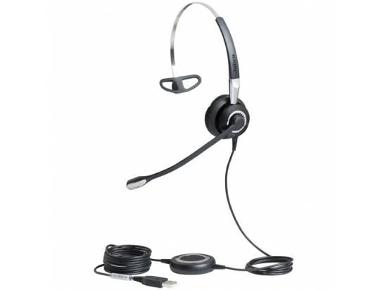 Jabra BIZ 2400 USB Monaural Headset - MS Lync