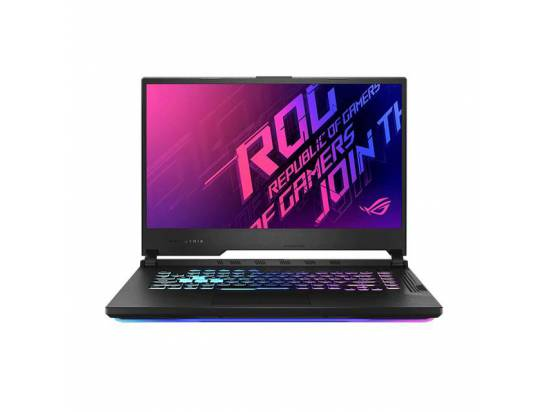 """ASUS G512LU-RS74 15.6"""" Laptop Intel Core i7 (10750H) 2.6GHz 16GB DDR4 512GB SSD Win 10 Home"""